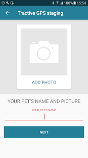 Tractive GPS Pet Finder- screenshot thumbnail