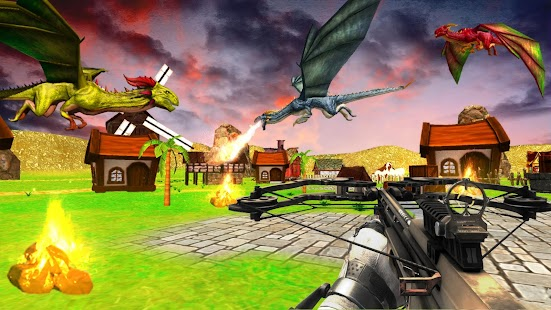 Rise Of Castle Monster - Dragon Hunting Quest - náhled