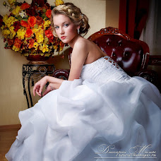 Wedding photographer Dmitriy Demidov (DemidoFF). Photo of 13.02.2013