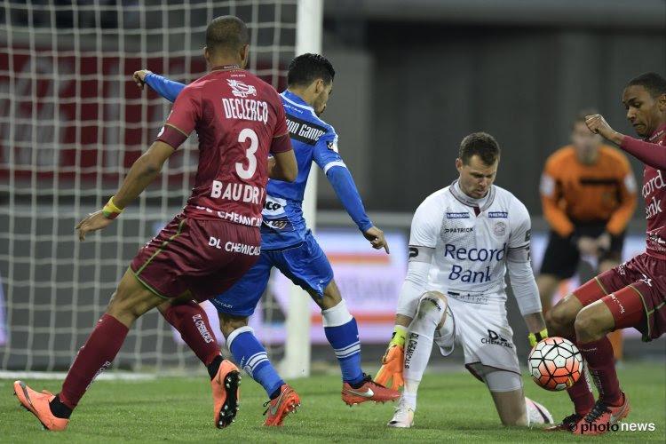 """Steppe veut confirmer contre Anderlecht: """"C'est mon ambition"""""""