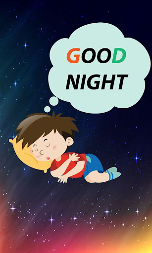 Good night (Stickers, SMS and Gif) 1.03 screenshots 1