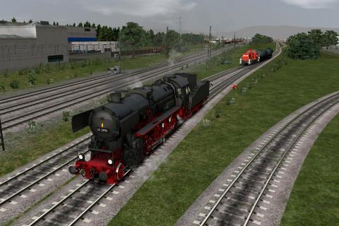 Train Racing Games