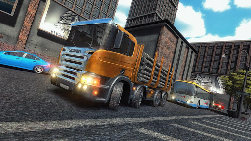 Offroad Truck Construction Transport 1.7 screenshots 5
