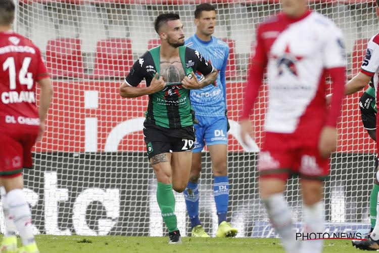 Van 2-0 naar 2-4: Cercle Brugge keert het helemaal om aan de Gaverbeek