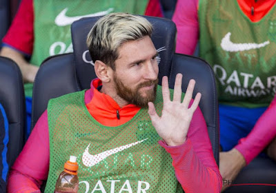 Lionel Messi refuse de prolonger au FC Barcelone !