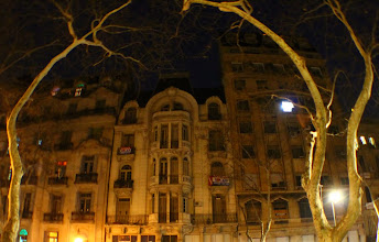 Photo: frente al barolo
