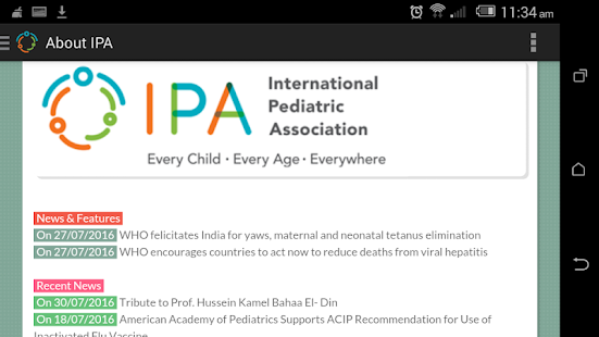 IPA, IPA-WORLD, IPA-WORLD.ORG- screenshot thumbnail