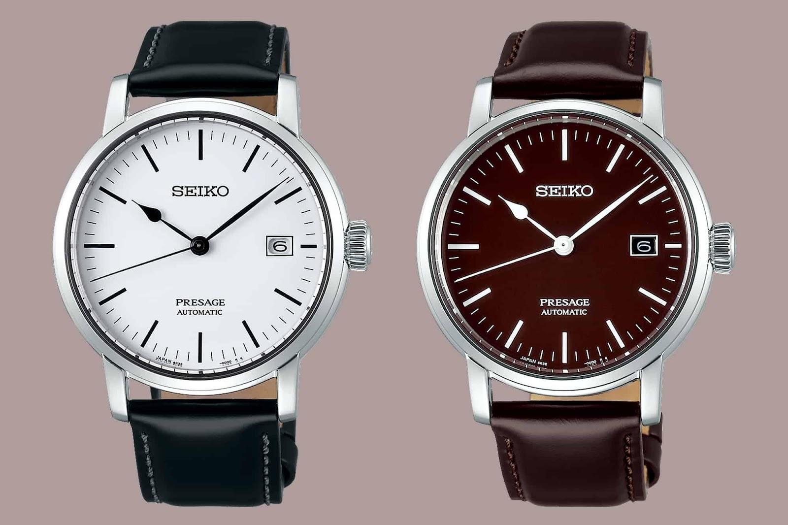 Seiko Adds Two New Riki Watanabe Inspired Watches to their Presage ...