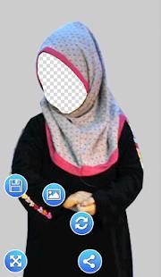 Hijab Kids Photo Frames - náhled