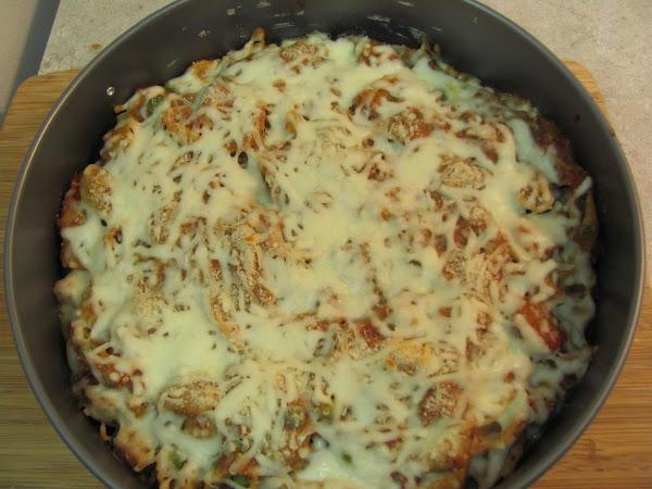 Lima Beans Pasta Casserole Recipe