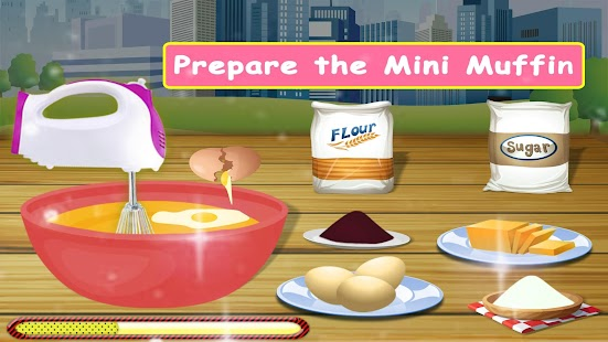 Download free Lunchbox maker : Muffin cooking and baking game for PC on Windows and Mac apk screenshot 13