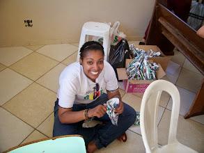 Foto: Preparação dos Kits de Escovação