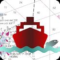 Marine Navigation Map Portugal icon