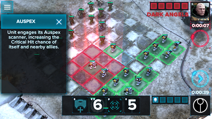 Warhammer 40,000: Regicide- screenshot
