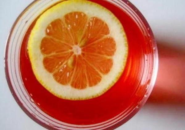 Arabic Rose Water Lemon Drink Recipe