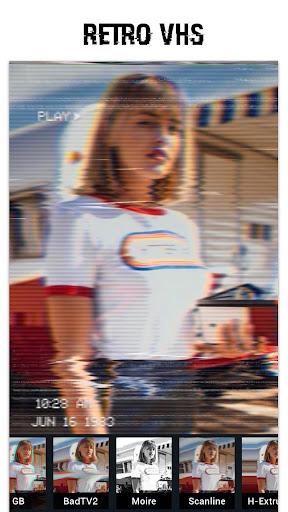 Glitch Photo Editor -VHS, glitch effect, vaporwave 1.111.4 2