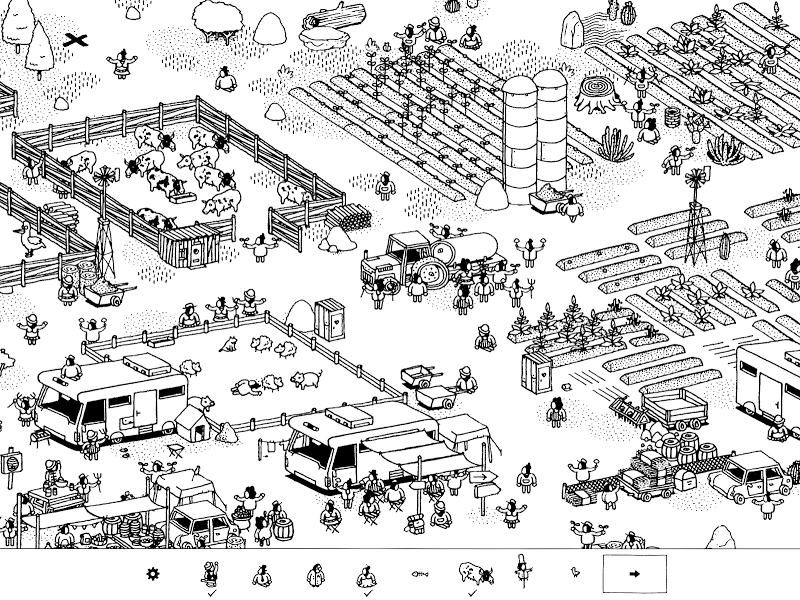 Hidden Folks Screenshot 19