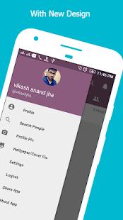 Haver Chat App - náhled