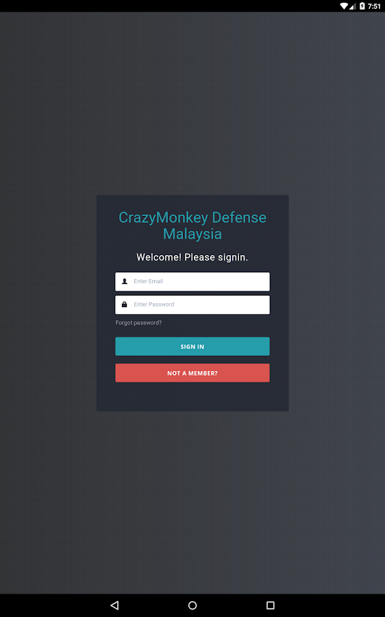 CrazyMonkey Defense Malaysia- screenshot