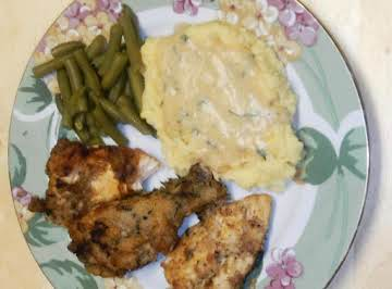 CHICKEN TWICE COOKED DINNER 18 fotos step by step