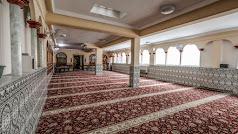 Imagen del interior de una mezquita.