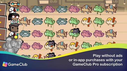 Zombie Match Defense: Fun, Brainy Match-3 Puzzles 1.2.78 screenshots 5