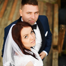 Wedding photographer Szczepan Marciniewicz (marciniewicz). Photo of 23.12.2016
