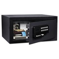 Sentry Safe HL100ES: Electronic Security Safe, 0.41 Cu Ft, 11.4W X 10.4D X 7.6H, Black