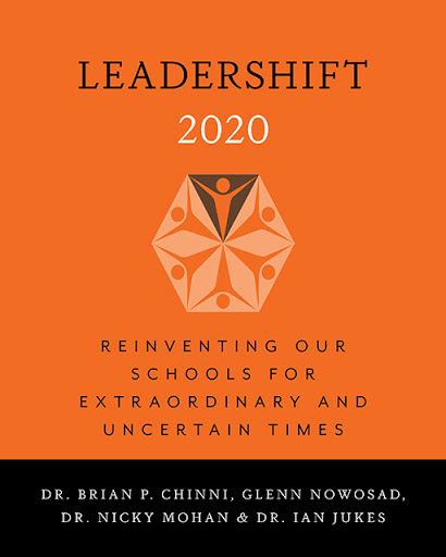 LeaderShift 2020 cover