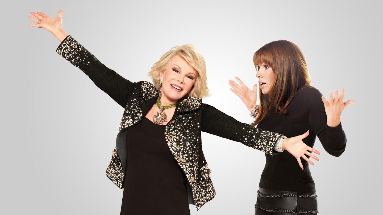 Watch Joan & Melissa: Joan Knows Best? live