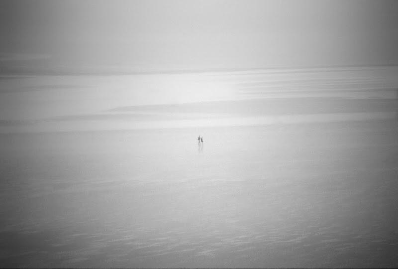 sul mare e nella nebbia di virginiaLonati
