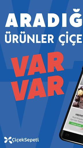 Cicek Sepeti – Online Gift and Flower Store 5.0.4 screenshots 1