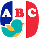 French Alphabets For Kids Icon