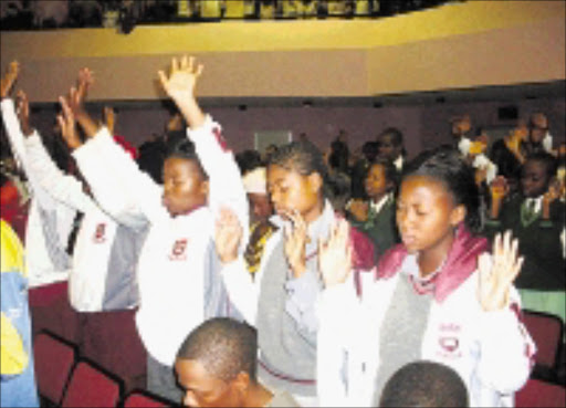 divine intervention sought in exams