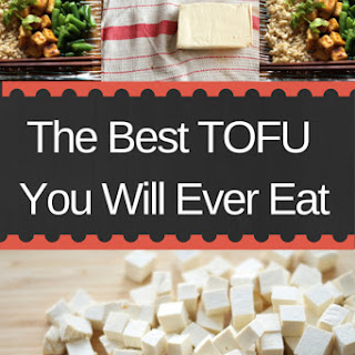 The Best Tofu You Will Ever Eat (Gluten Free and Vegan) Recipe