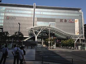 Photo: ようやく博多駅。2km歩いた。