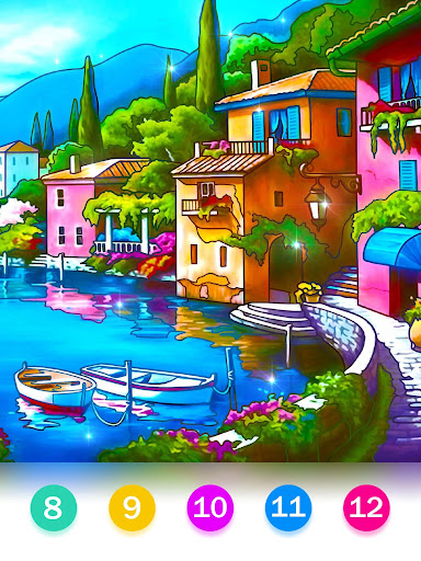Color by Number - Happy Paint filehippodl screenshot 12