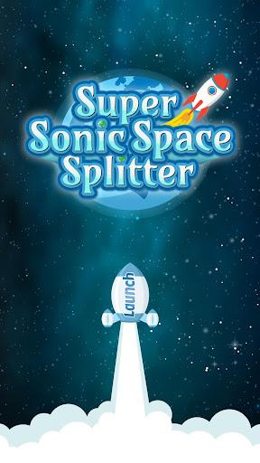 S4 : Super Sonic Space Splitter 1.0 screenshots 1