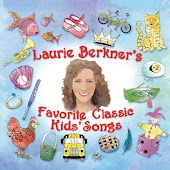 Laurie Berkner's Favorite Classic Kids' Songs