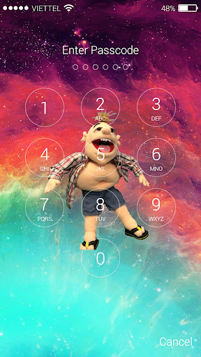 Jeffy Lock Screen 1.0 screenshots 7