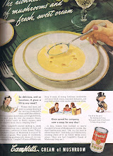 Photo: Cream of Mushroom soup, once just for company, but now, thanks to Campbell's, you can enjoy it every day.