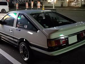 カローラレビン AE86 GT-Vのカスタム事例画像 川内大輔さんの2019年01月15日06:16の投稿