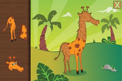 Animal Jigsaw Puzzle Toddlers 3.5 screenshots 8
