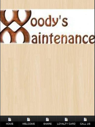 Woodys Maintenence