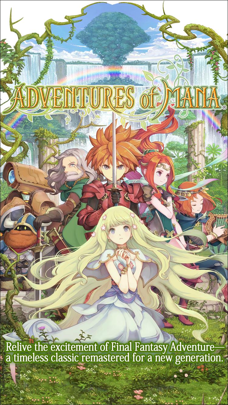Adventures of Mana screenshot #1