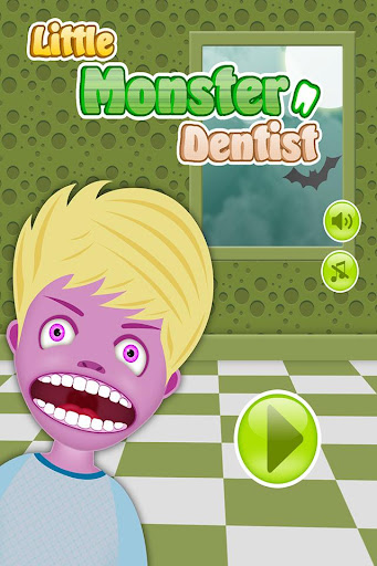 Little Crazy Monster Dentist