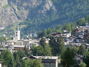 Photo: le village reste égal à lui même