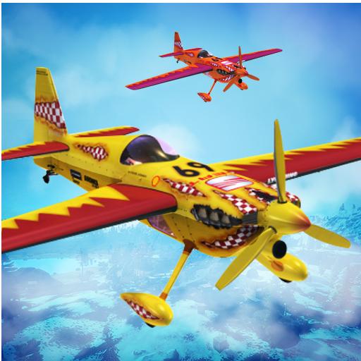 Airplane Race Game