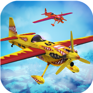 Airplane Race Game