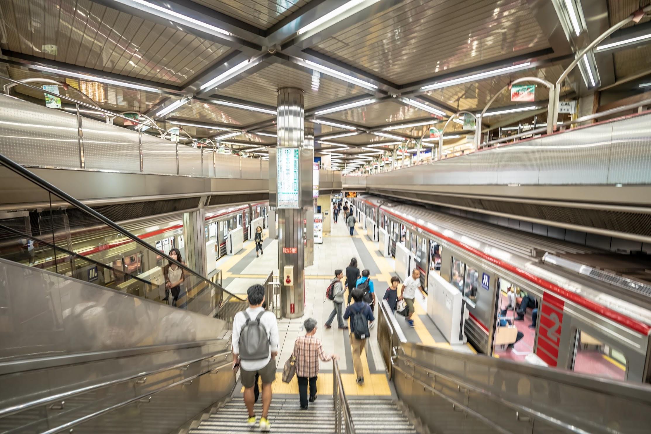 Osaka Metro Midosuji line
